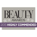 Beauty Awards 2013 Highly Commended