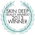 Skin Deep Beauty Awards 2013
