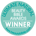 Natural Beauty Bible Award 2014