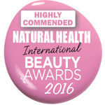 Neal's Yard Remedies are three times Highly Commended in Natural Health Magazines 2016