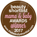 Beauty Shortlist Mama & Baby Awards 2017 - Winner