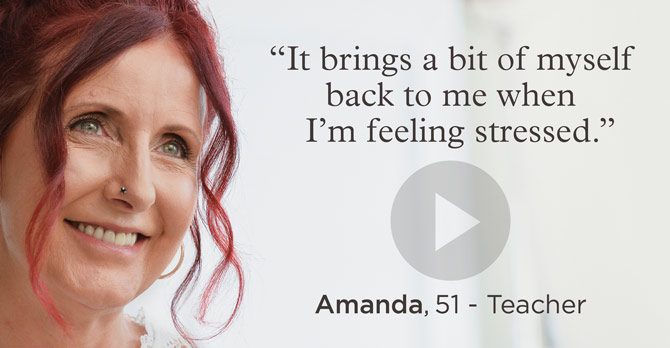 Link: Watch the video of Amanda talking about Frankincense Lift Cream