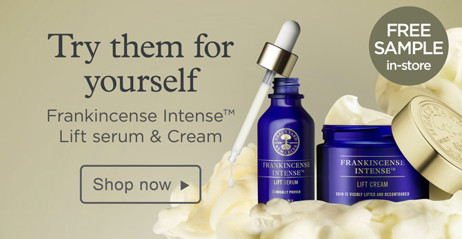 Picture of Frankincense Lift Anti-Ageing Cream