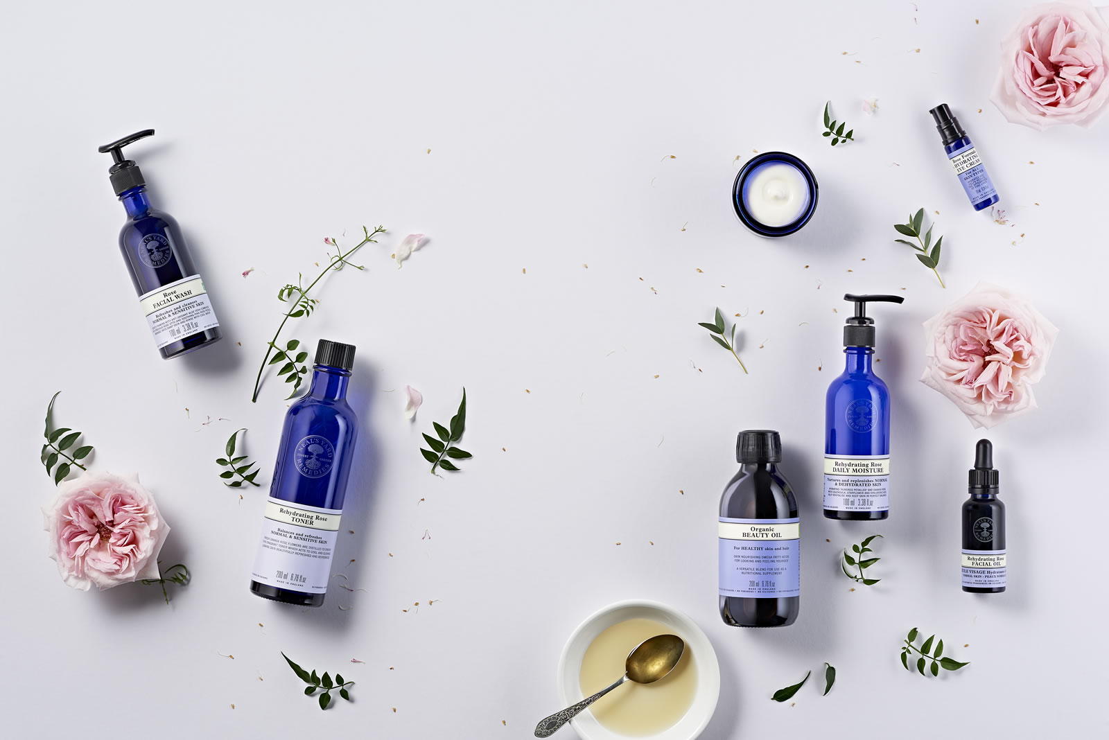 Neals's Yard Remedies Natural Inner and Outer Beauty