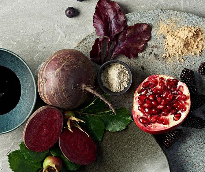 Vegan health & beauty