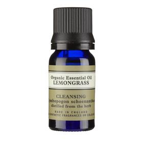 Lemongrass Organic Essential Oil 10ml