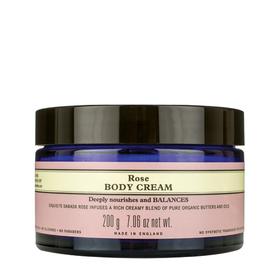 Rose Body Cream 200g