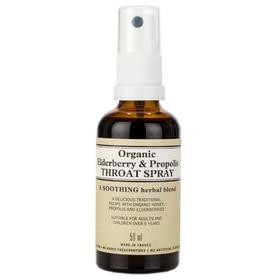 Elderberry & Propolis Throat Spray 50ml