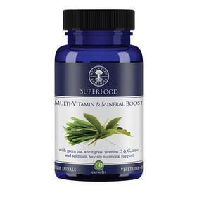 Multi Vitamin & Mineral Boost (60 Capsules)