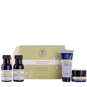 Purifying Palmarosa Skincare Kit