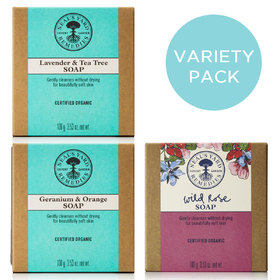 Soap Variety Pack (x3)