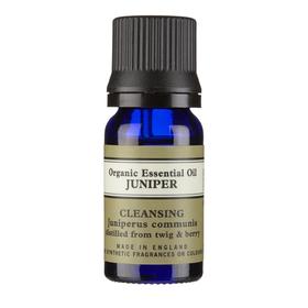 Juniper Organic Essential Oil 10ml With Leaflet