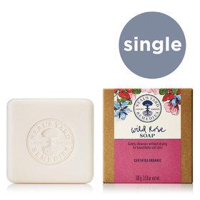 Wild Rose Soap 100g 2021