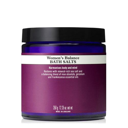 Womens Balance Bath Salts 350g, Neal's Yard Remedies