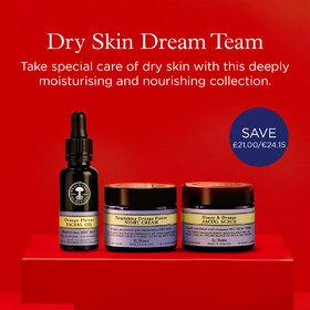 Dry Skin Dream Team